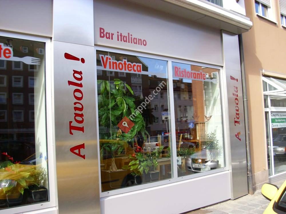 Bar Italiano A Tavola