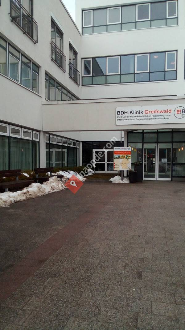 Klinik Greifswald