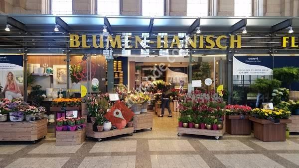 Blumen Hanisch Leipzig