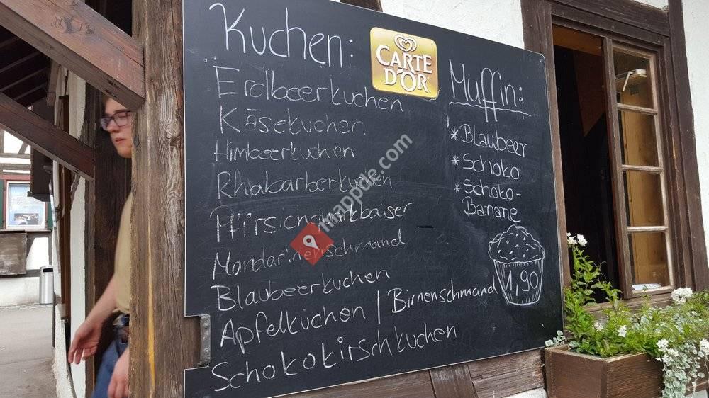Cafe am Blautopf