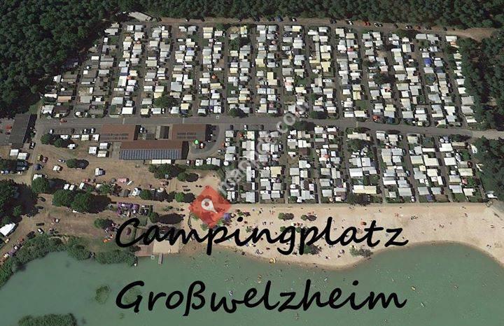 Campingplatz & Freizeitgebiet Großwelzheim in Bayern
