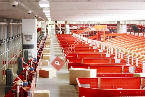 dpd depots deutschland karte DPD Deutschland GmbH, Depot 172