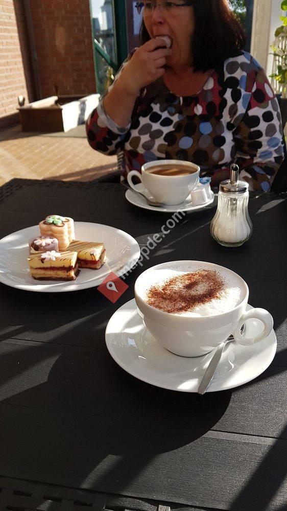 Eis Cafe Chocolat