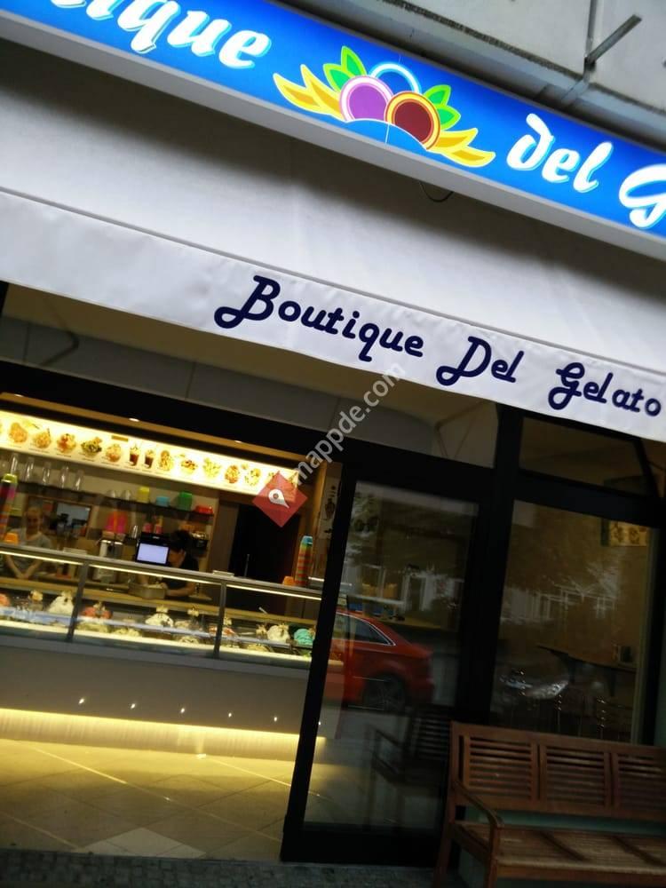 Eisdiele - Boutique del Gelato