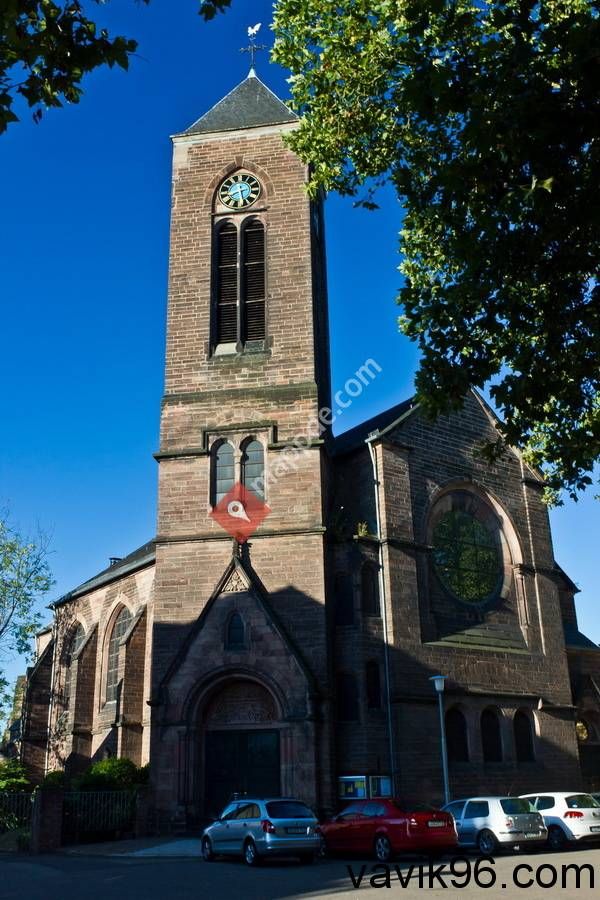 Evangelische Kirchengemeinde Burbach Saarbrücken