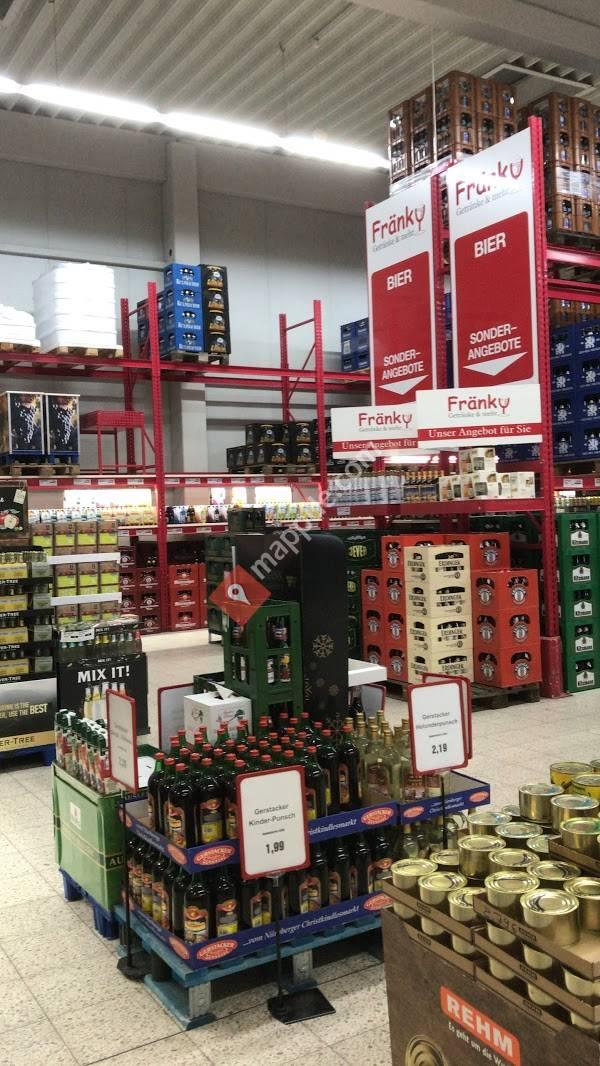 Fränky Getränkemärkte - Forchheim