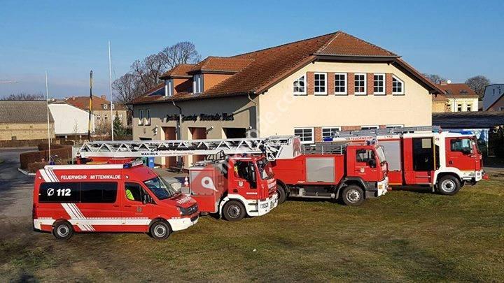 Freiwillige Feuerwehr Mittenwalde