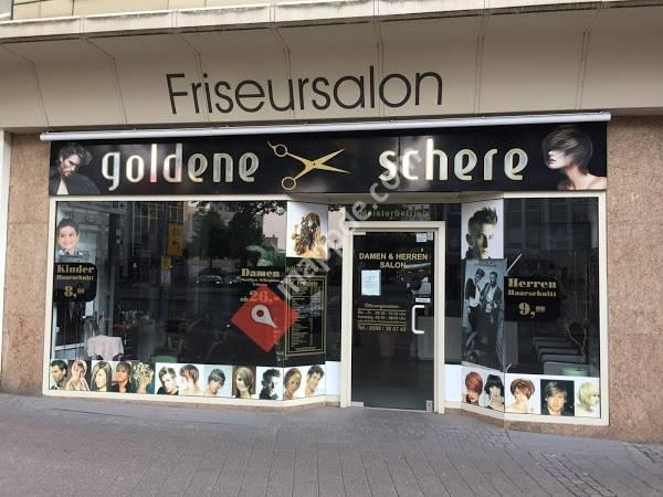 Friseursalon Goldene Schere Mülheim An Der Ruhr
