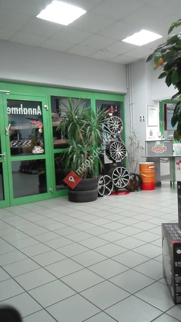 Globus Reifencenter Rostock