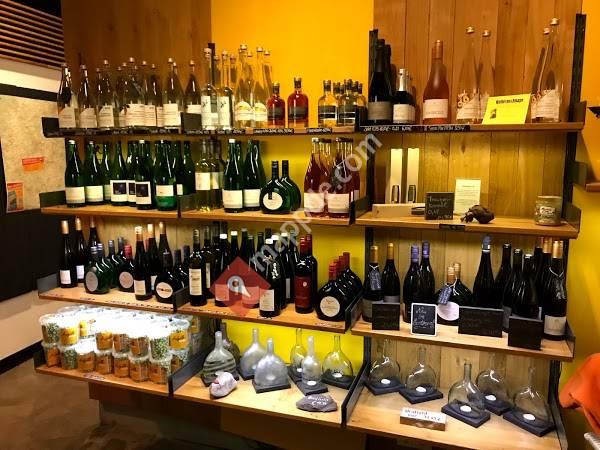 Hinterhofle Volkachs Wein Biergarten Volkach