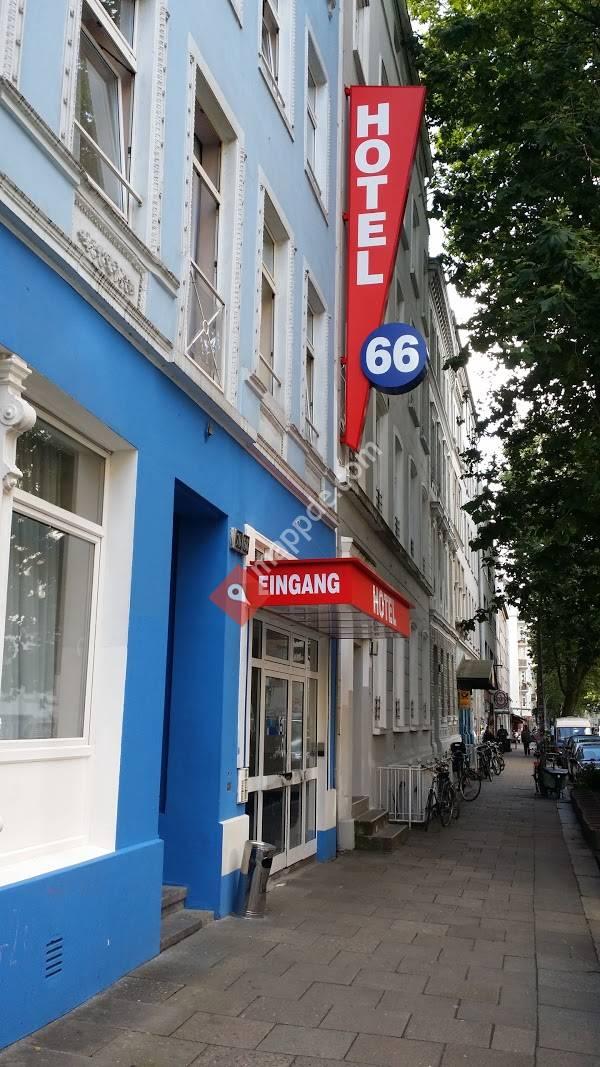 hotel 66 hamburg