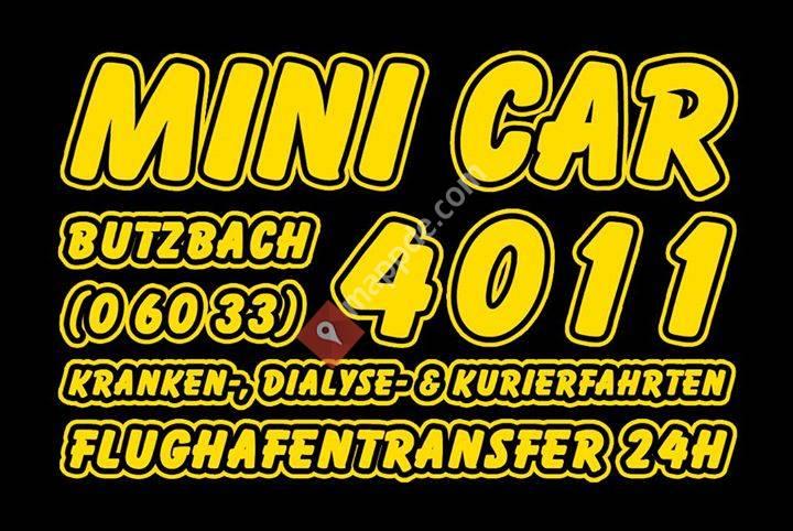 Minicar 4011