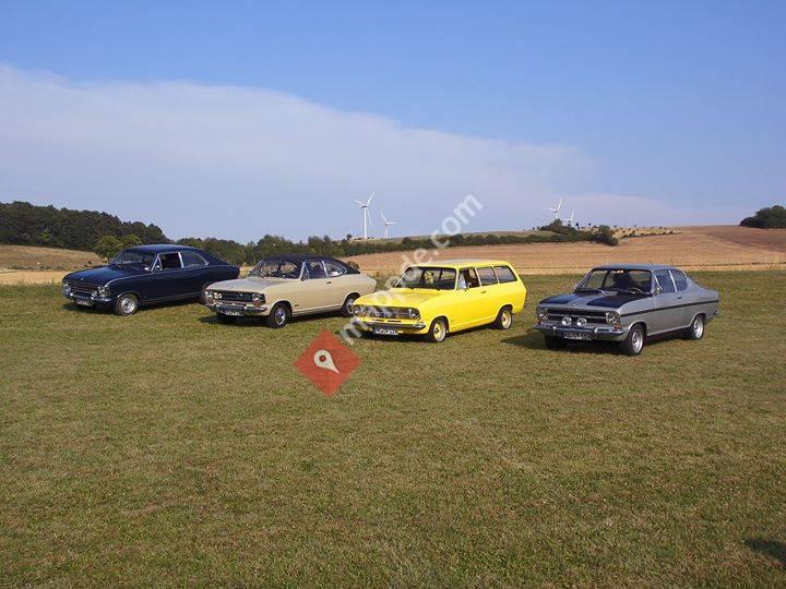 Opel Kadett B & Olympia A Club Deutschland e.V. 1987