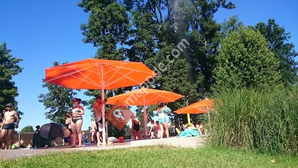 Outdoor pool Bad Aibling