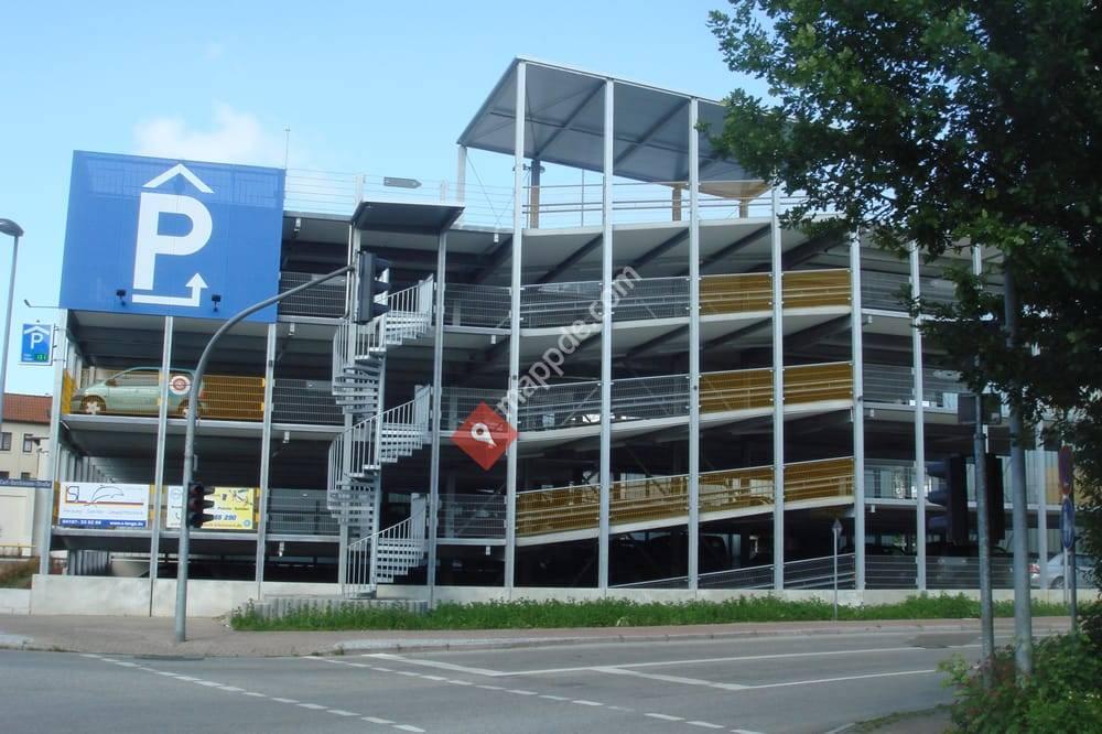 Parkhaus Alte Meierei