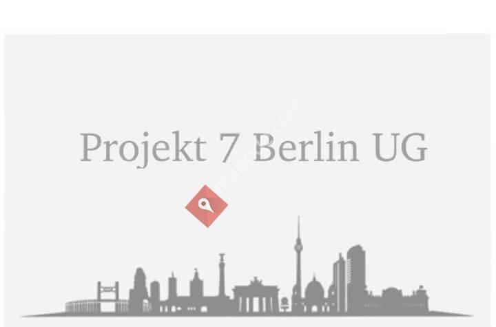 Projekt 7 Berlin UG
