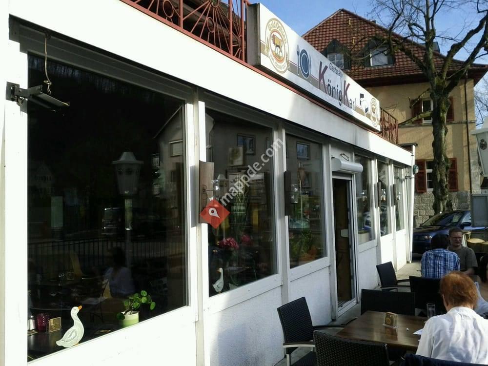Restaurant König Karl