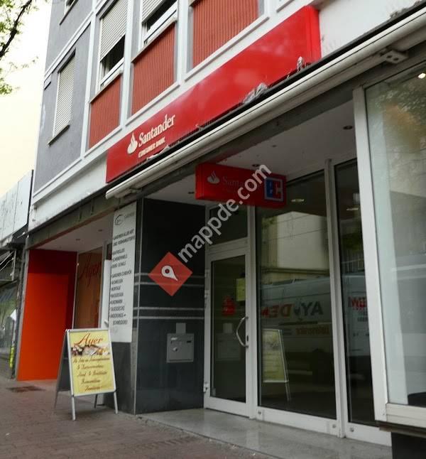 Santander Consumer Bank AG Filiale Ludwigshafen - Ludwigshafen am Rhein