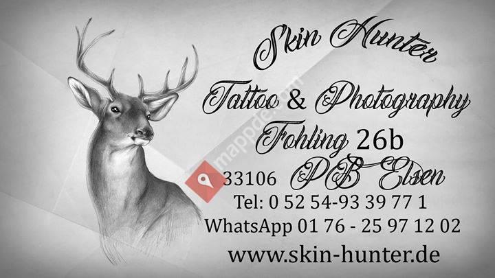 Skin Hunter Tattoo by Ollenberger