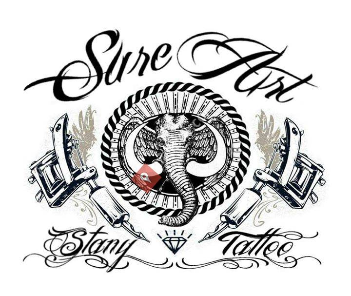 Sure Art Stany Tattoo Dingolfing