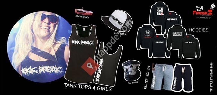 Tekk Freakz Streetwear