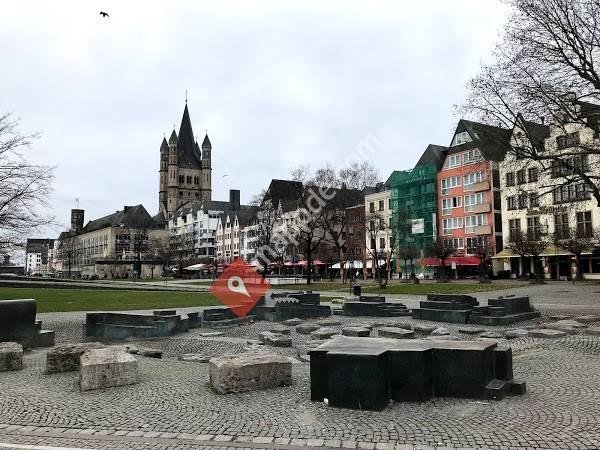 Contipark Tiefgarage Philharmonie Köln