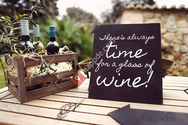 Wein Online Shop - mydailywine